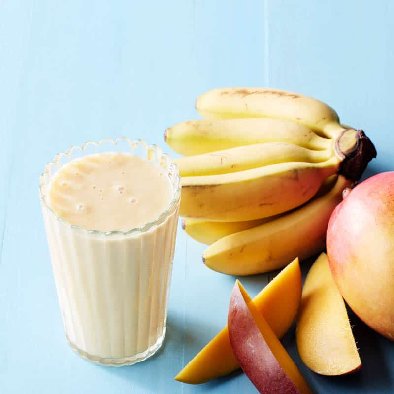 אבקת משקה – פירות טרופיים